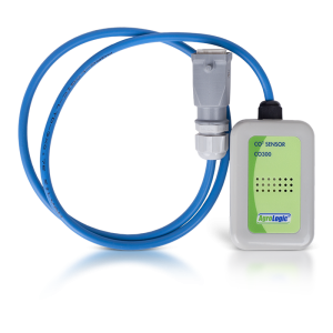 Co2 sensor for poultry and swine farms